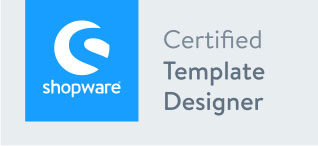 Shopware Certified Template Designer